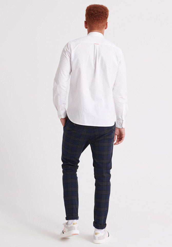Superdry Camisa - white SNbrK