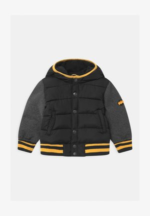 TODDLER BOY BATMAN  VARSITY PUFFER - Giacca da mezza stagione - true black