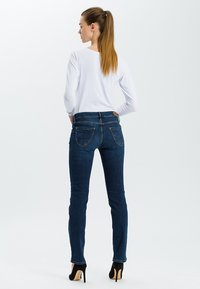 Cross Jeans - ROSE - Straight leg jeans - dark-used - 2