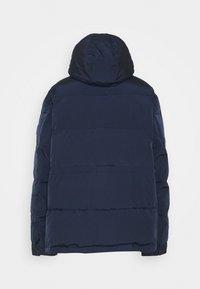 Tommy Hilfiger - ROPE DYE AIRFIELD - Winter coat - blue - 1