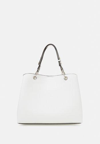 SHOPPER BAT - Tote bag - white