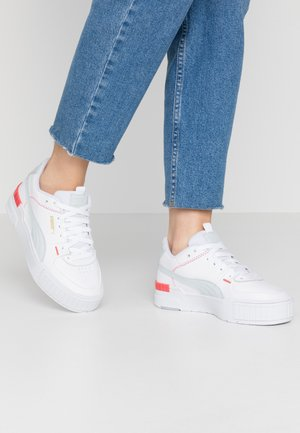 CALI SPORT PASTEL - Sneaker low - white/plein air