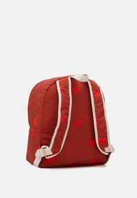 TINYCOTTONS - HEARTS BIG BACKPACK - Zaino - sienna/red - 1