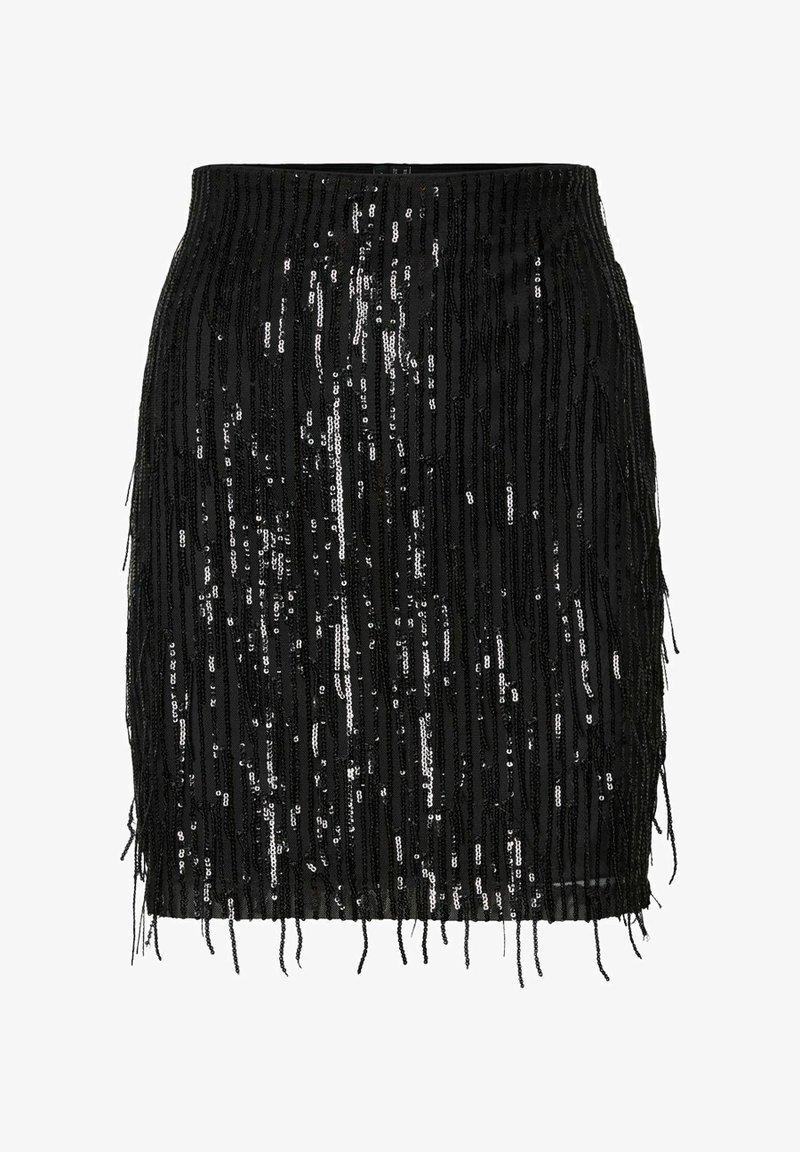Vero Moda - A-line skirt - black