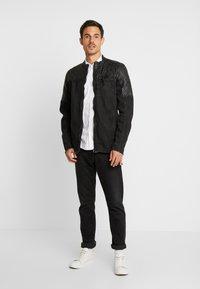 Be Edgy - OSCAR - Leichte Jacke - black used - 1