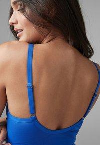 Next - SHAPE ENHANCING  - Swimsuit - blue - 4