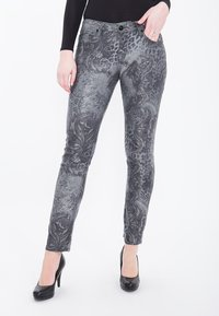 Amor, Trust & Truth - Slim fit jeans - anthrazit - 0