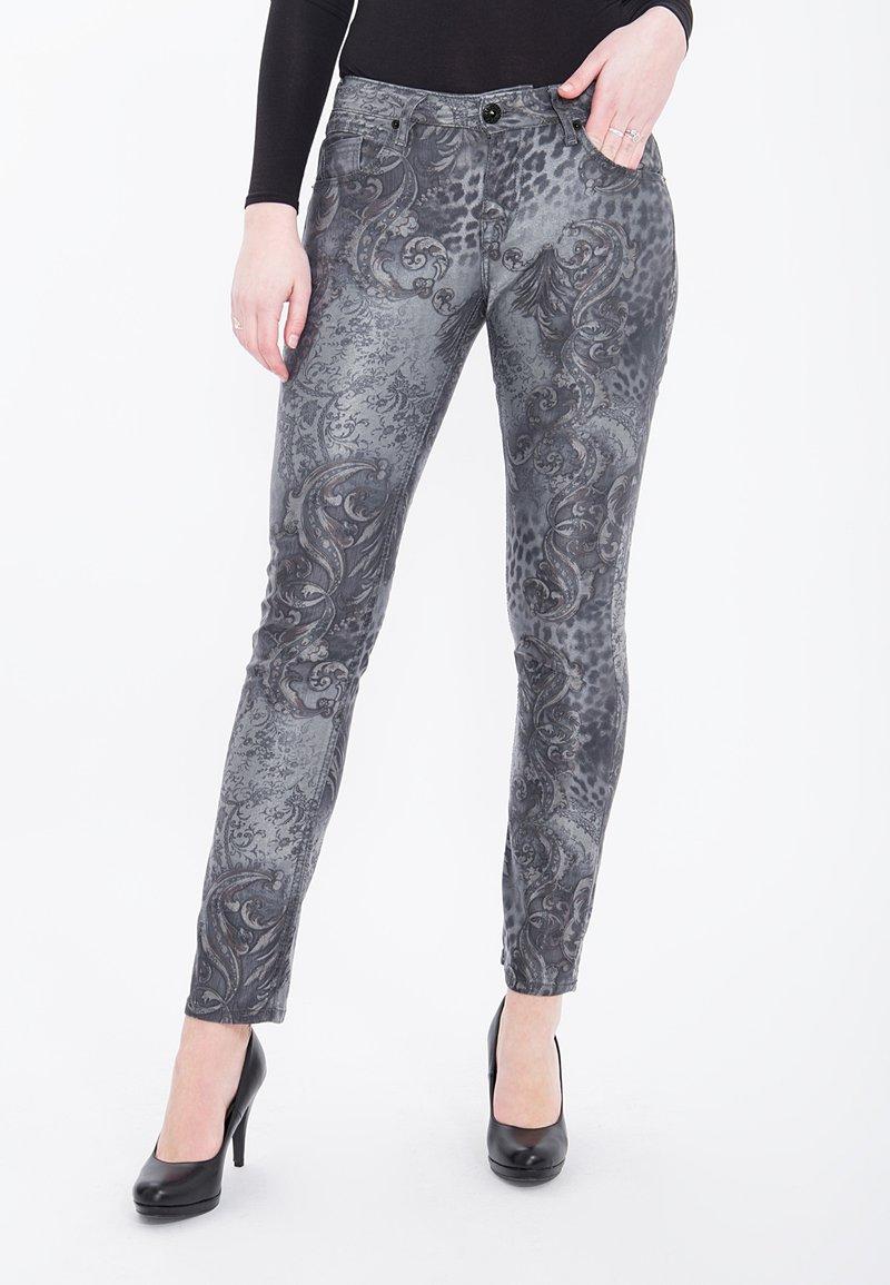 Amor, Trust & Truth - Slim fit jeans - anthrazit