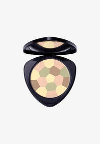 Dr. Hauschka - COLOUR CORRECTING POWDER - Powder - translucent - 0