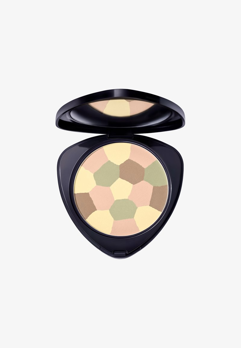 Dr. Hauschka - COLOUR CORRECTING POWDER - Powder - translucent