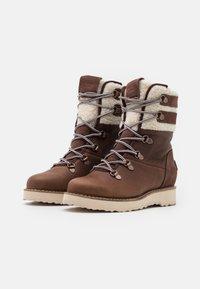 Roxy - BRANDI - Snowboots  - chocolate - 2