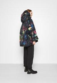 Diesel - JANUA - Winter coat - black/multicolour - 2