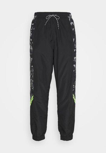 BVB BORUSSIA DORTMUND PANTS - Klubbkläder - black/safety yellow