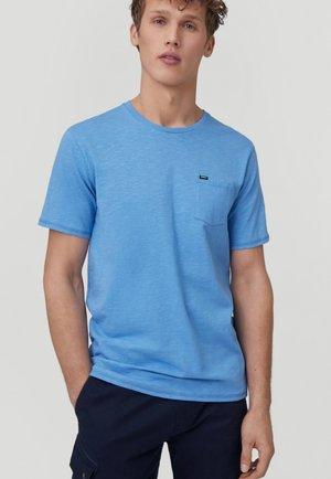 JACK'S  - Basic T-shirt - lichen blue