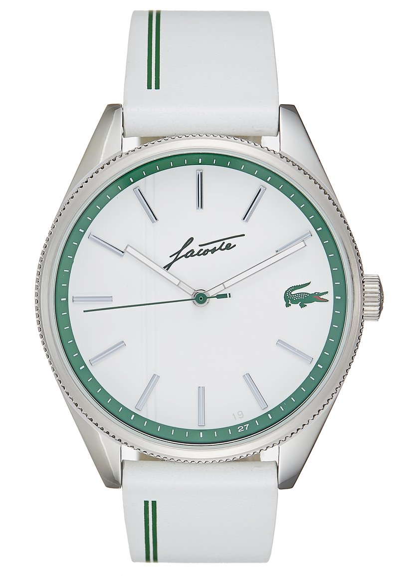 Lacoste - HERITAGE - Watch - white