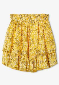 Name it - NKFKIMMIE SKIRT - Mini skirt - spicy mustard - 1