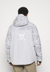 Oakley - ICE PULLOVER - Snowboard jacket - grey - 2