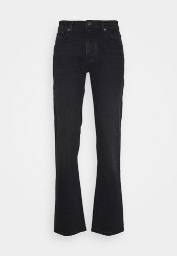 RELAXED - Jeans relaxed fit - indgo dark blue used