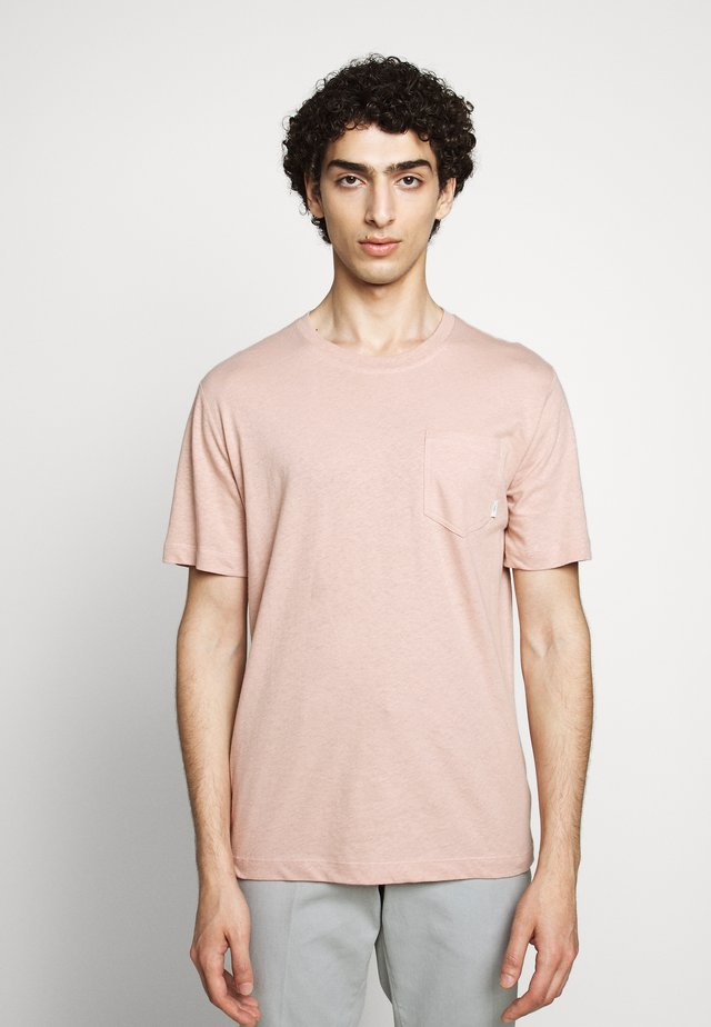 DIDELOT - T-shirt basic - woodrose