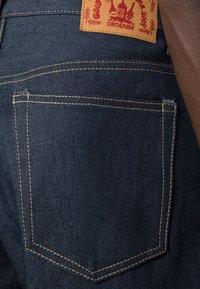 Dr.Denim - DASH - Straight leg jeans - raw indigo - 4