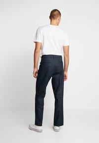 Nudie Jeans - LAZY LEO - Straight leg jeans - dry classic slub - 2