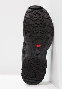 Salomon - XA PRO 3D GTX - Trail running shoes - black/black/mineral grey - 4