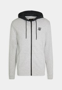 SIKSILK - ZIP THROUGH HOODIE - Sudadera con cremallera - grey - 4