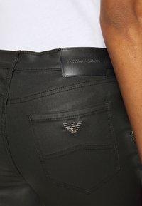 Emporio Armani - Trousers - black - 4