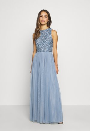 PICASSO DRESS - Ballkjole - blue