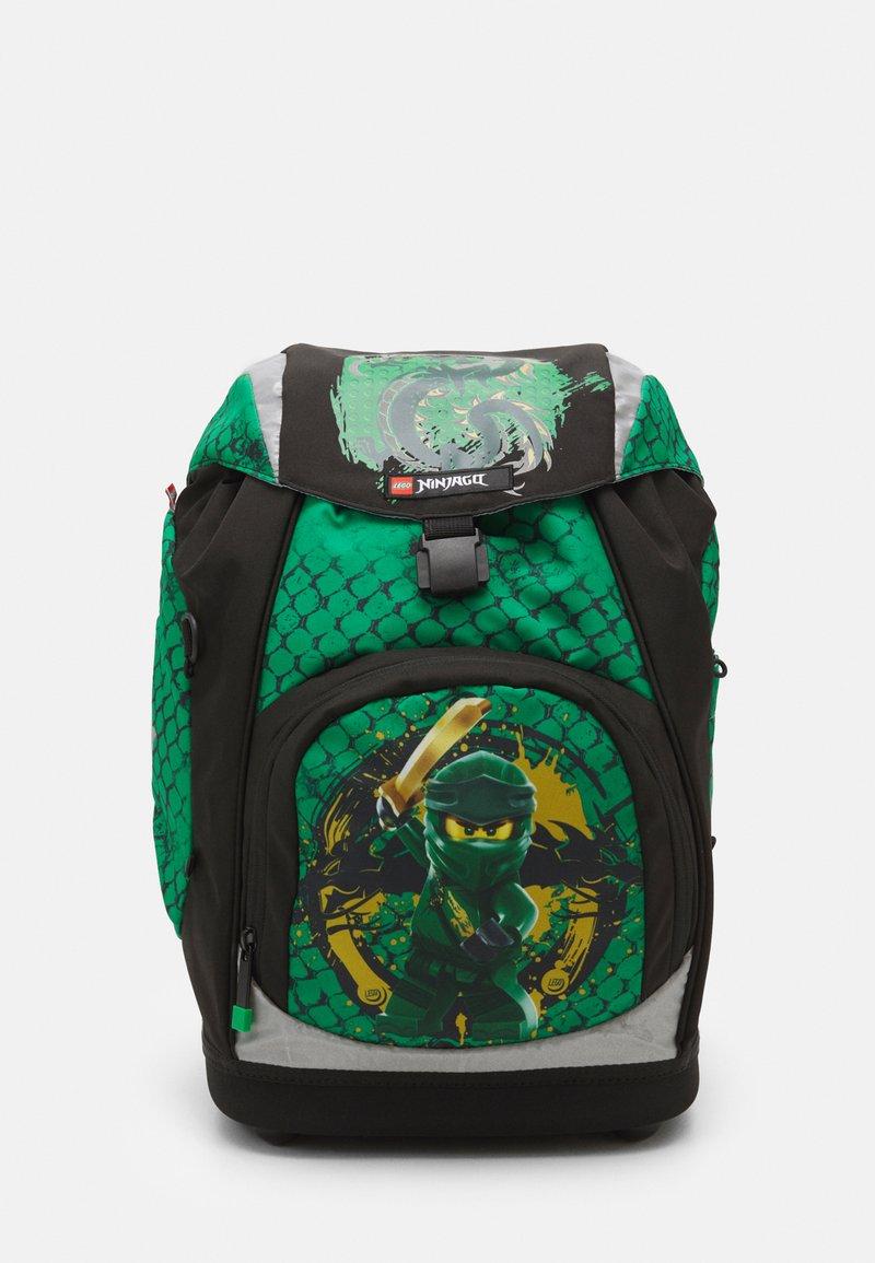 Lego Bags - NIELSEN SCHOOL BAG SET UNISEX - School set - green