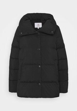 ELAURA - Down jacket - black