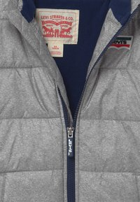 Levi's® - SHOULDER DETAIL PUFFER - Winterjas - oyster mushroom - 2