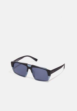 UNISEX - Sunglasses - blue/azure