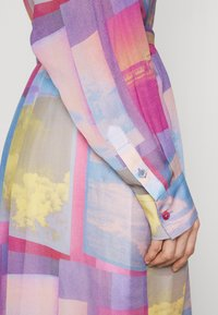 PS Paul Smith - Robe chemise - cloud - 6