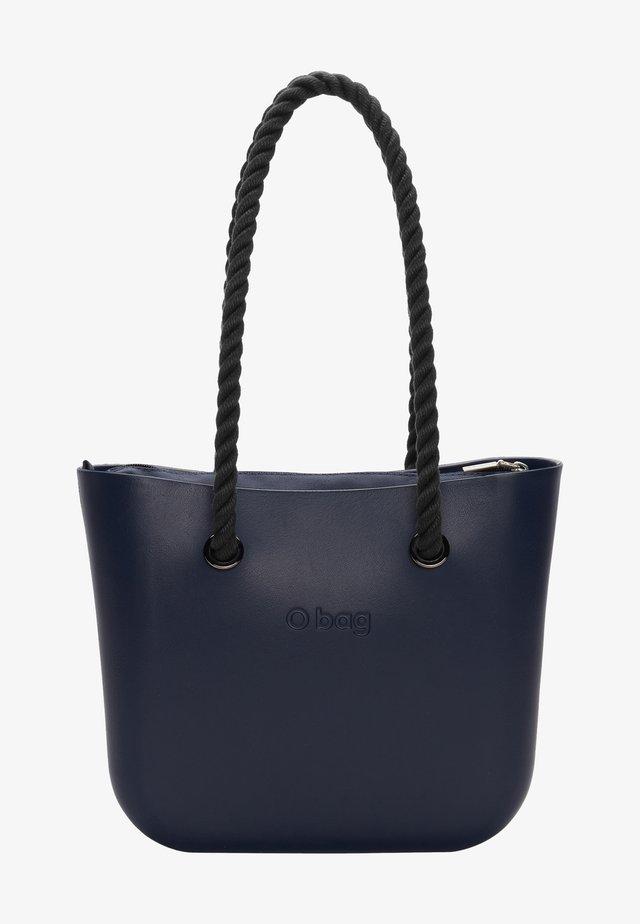 Handbag - blu navy blu navy