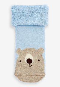 Next - 3 PACK  - Socks - light brown - 1
