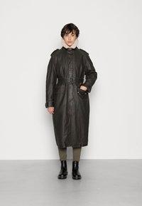 Diesel - TACCY - Classic coat - black - 0