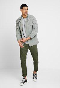 Scotch & Soda - CLASSIC CLEAN - Poloshirt - grey melange - 1