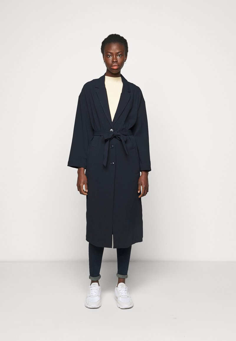 Object Tall - OBJTILLY - Classic coat - sky captain