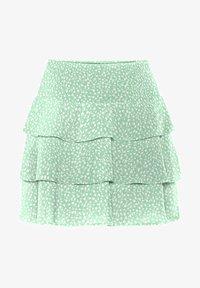Vero Moda - A-line skirt - neptune green - 4
