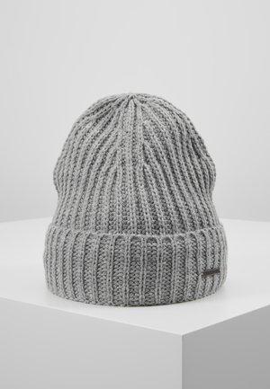 Čepice - light grey