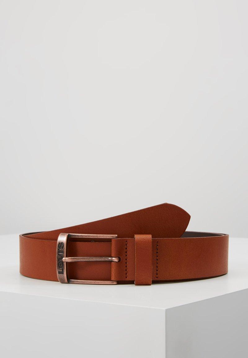 Levi's® - NEW DUNCAN - Pásek - medium brown