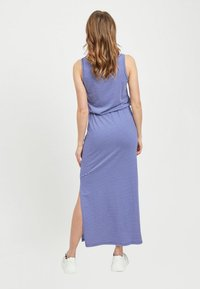 Object - OBJSTEPHANIE MAXI DRESS  - Maxi dress - clematis blue - 2