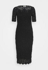 Rosemunde - DRESS  - Cocktail dress / Party dress - black - 4