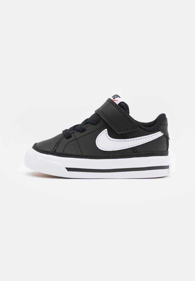 Nike Sportswear - COURT LEGACY UNISEX - Baskets basses - black/white/light brown