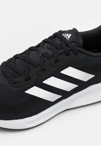 adidas Performance - SUPERNOVA  - Neutral running shoes - core black/footwear white/halo silver - 5
