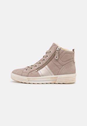 Sneakers hoog - light grey