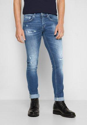 GEORGE - Jeans Skinny Fit - dark blue
