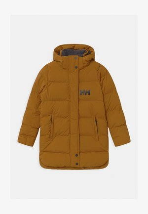 LUCA PUFFY UNISEX - Winter coat - spice
