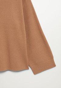 Mango - PALMER - Sweter - marron moyen - 7